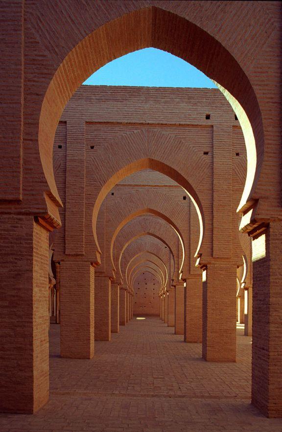 Morocco, mosque, High Atlas