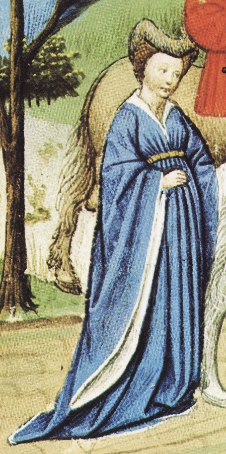 From an illustrated 15th century French translation of Boccaccio's Decameron. Pognon, Edmond